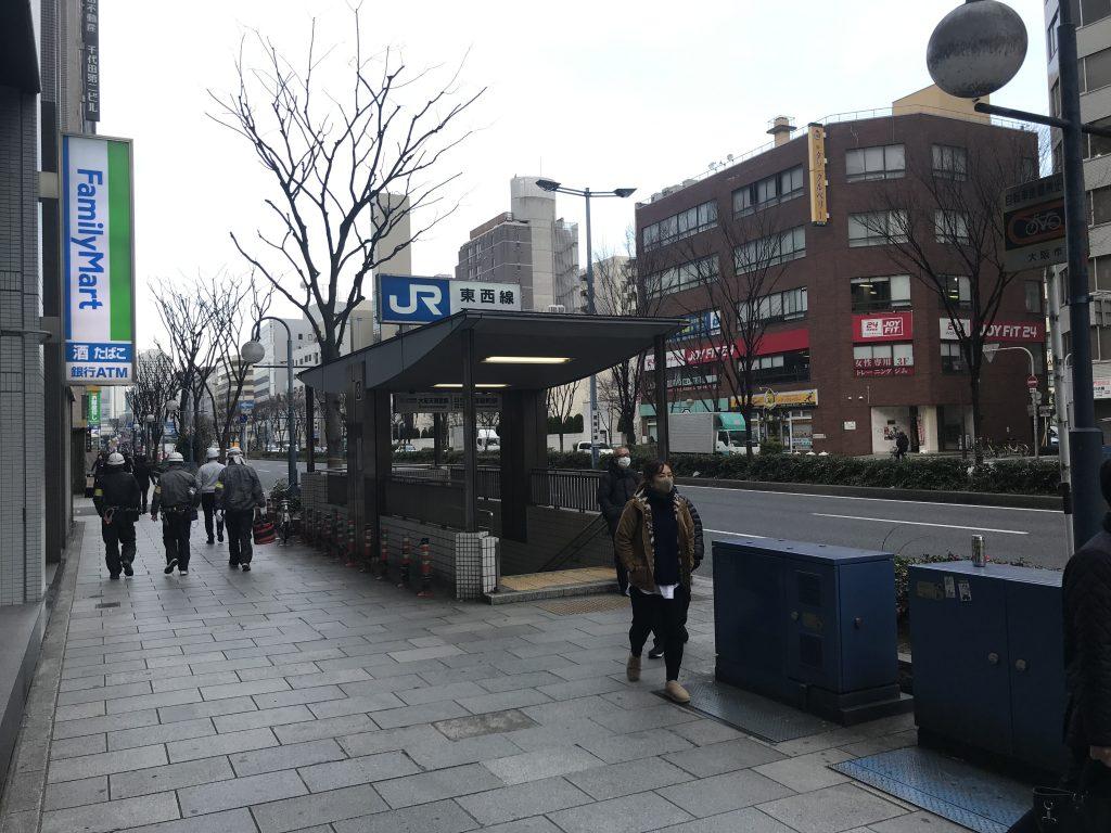 Kマンスリー大阪西天満【JR東西線大阪天満宮駅】徒歩3分、240m
